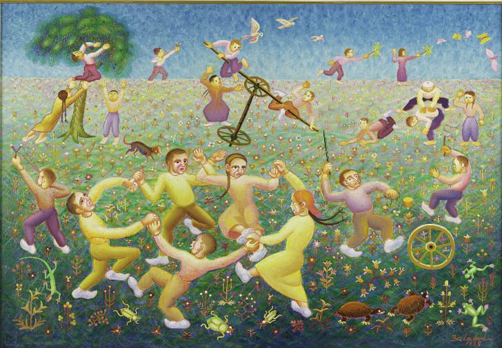 İbrahim Balaban - Çocukların Oyun Sevinci