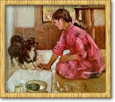 Feyhaman Duran - Köpekli Kız