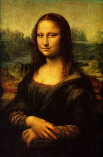 Mona Lisa, leonardo da vinci tabloları