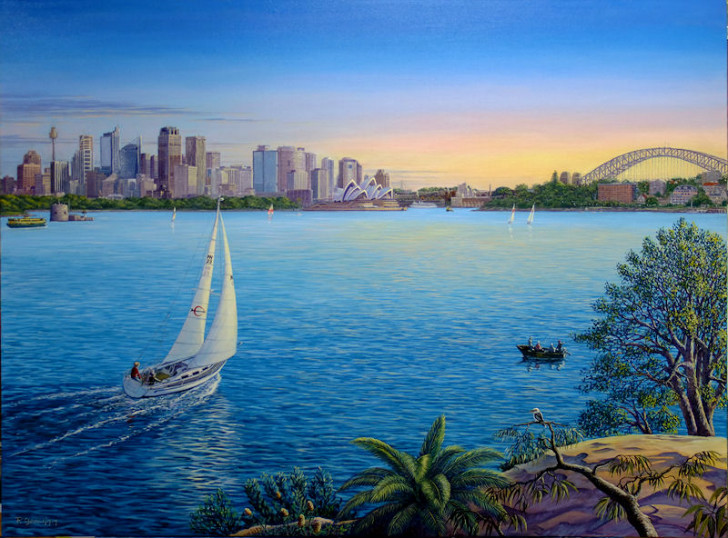 Peter Gerasimon - Sydney Magic