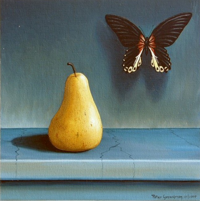 Peter Gerasimon - The Pear and The Butterfly