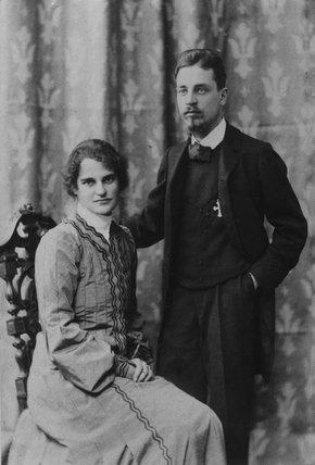 Rainer Maria Rilke ve Lou Andreas-Salomé