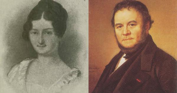 Stendhal ve Matilde Viscontini Dembowski