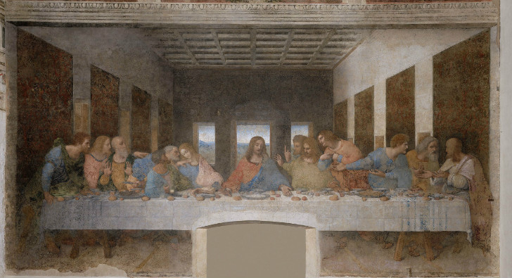 Leonardo da Vinci, The Last Supper