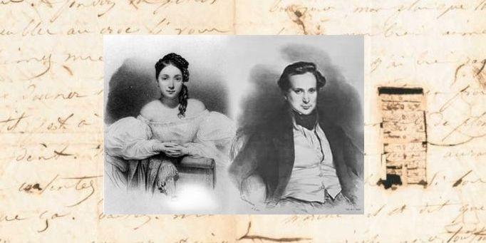 Victor Hugo ve Juliette Drouet