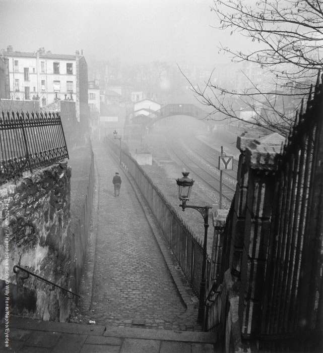 Willy Ronis - Foggy Day