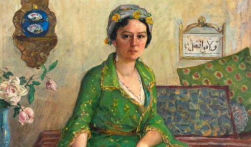 Ünlü Türk Ressam İbrahim Çallı'nın 15 Önemli Tablosu
