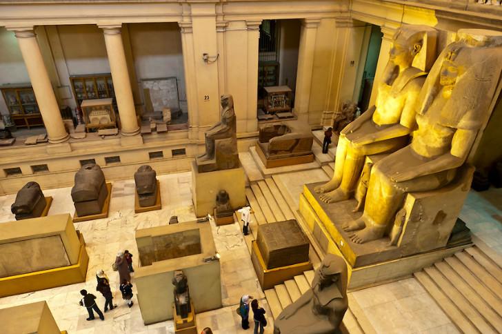 kahire müzesi