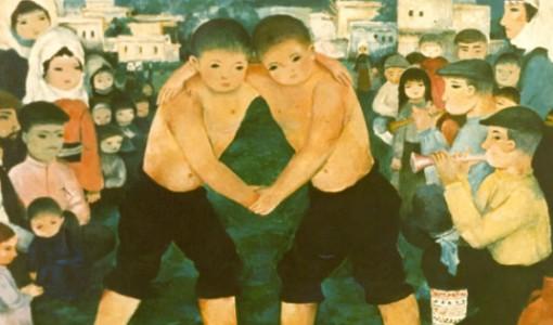 türk resminde çocuk