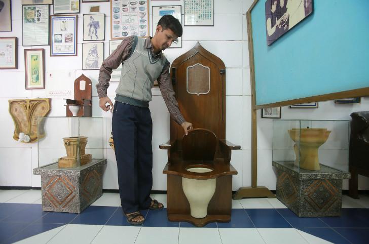 tuvalet müzesi