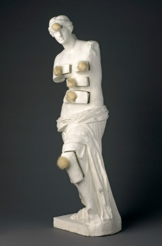 venus de milo with drawers, salvador dali
