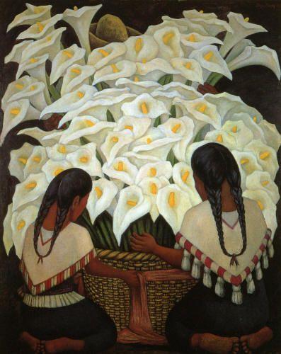 calla lily vendor