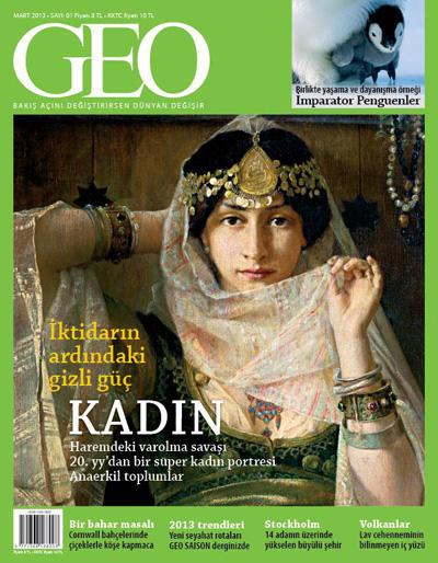 geo dergisi