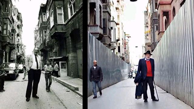 umberto eco istanbul