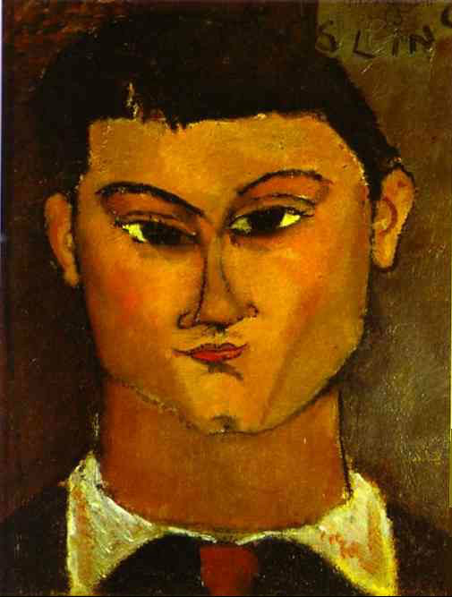 portrait of moise kisling 2