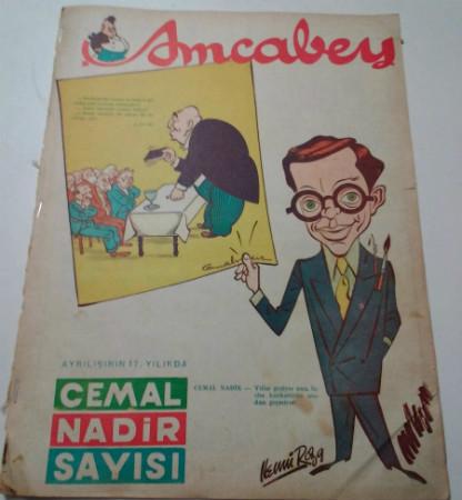 amcabey dergisi