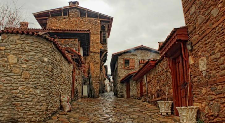 birgi köyü, ege köyleri