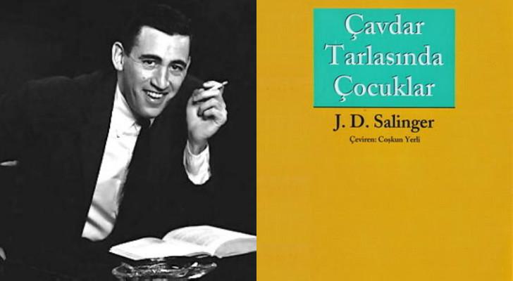 J.D. Salinger (1919 – 2010), Çavdar Tarlasında Çocuklar (1951) ile ilgili görsel sonucu