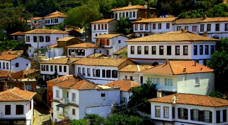 şirince köyü, ege köyleri