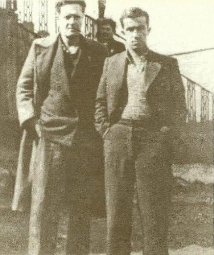 Nazım Hikmet ve Orhan Kemal