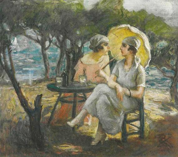 ibrahim çallı ada resimleri