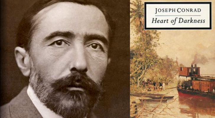 joseph conrad, karanlığın yüreği
