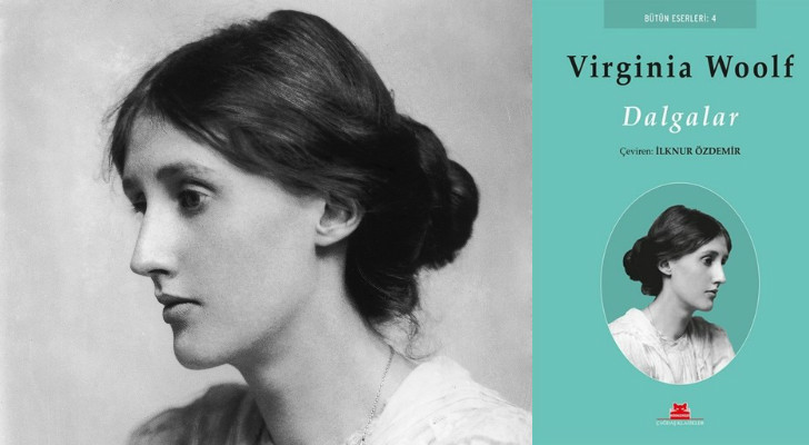 virginia woolf, dalgalar