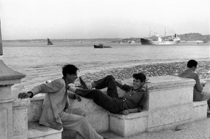 Henri Cartier-Bresson - Lizbon, 1955