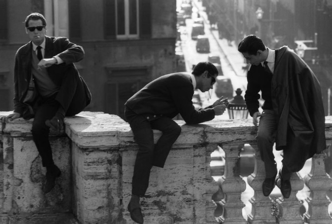 Bruno Barbey - Roma, 1964