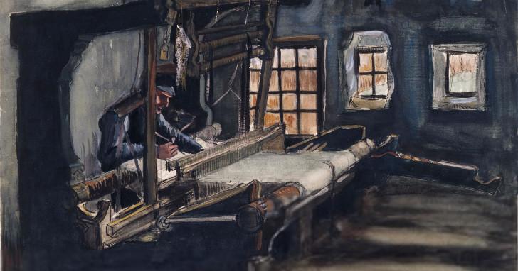 van gogh - weawer