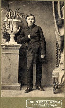 Nietzsche 1861