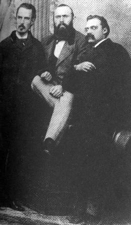Nietzsche 1871