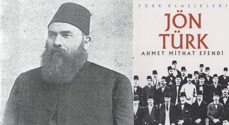 ahmet mithat efendi, jön türk