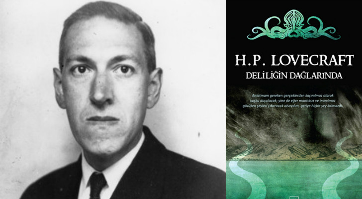h p lovecraft - deliligin daglarinda