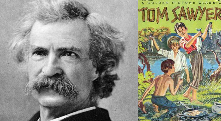 Tom Sawyer'in Serüvenleri, Mark Twain