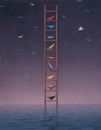 gürbüz doğan ekşioğlu, merdiven