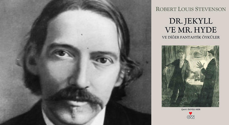 robert louis stevenson - dr jekyll ve mr hyde
