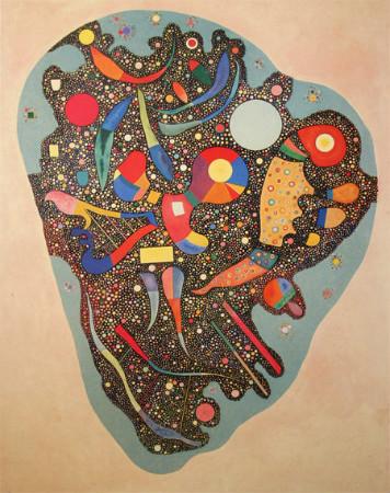 Wassily Kandinsky - Colourful Ensemble