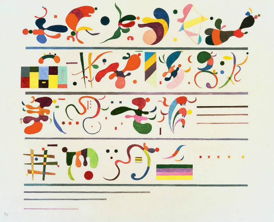 Wassily Kandinsky - Succession