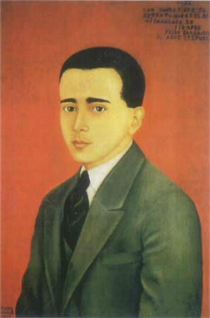alejandro gomez arias portresi - frida kahlo