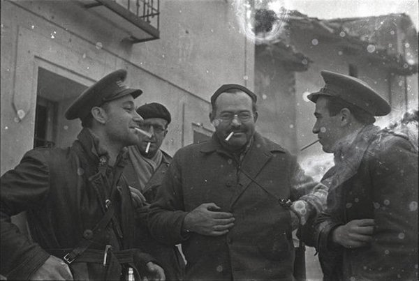 hemingway 1937