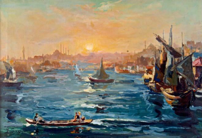 İbrahim Safi, İstanbul Akşamı
