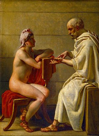 Socrates and Alcibiades