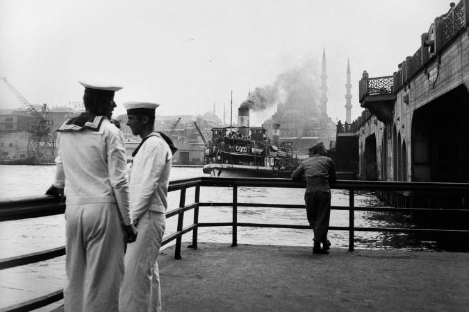 ara guler, 1954