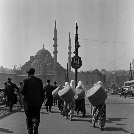 ara guler - 1954