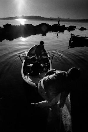 ara guler - halicte gunbatimi - 1964