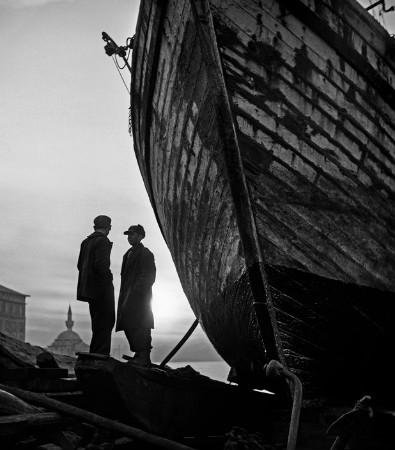 ara guler - uskudar - 1954