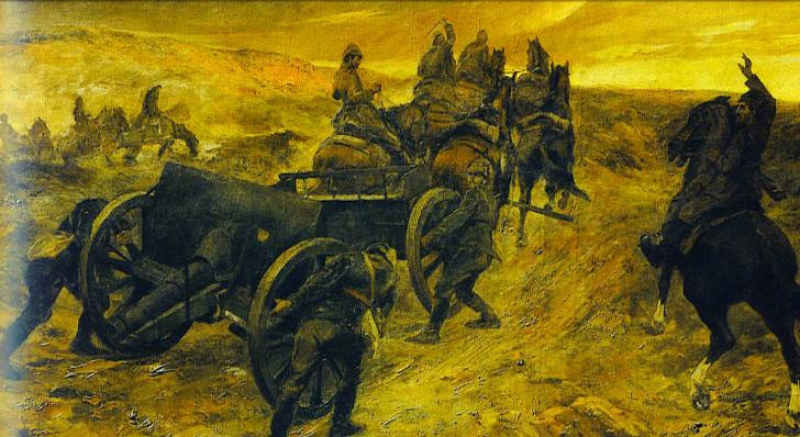 ibrahim calli kurtuluş savaşı resim