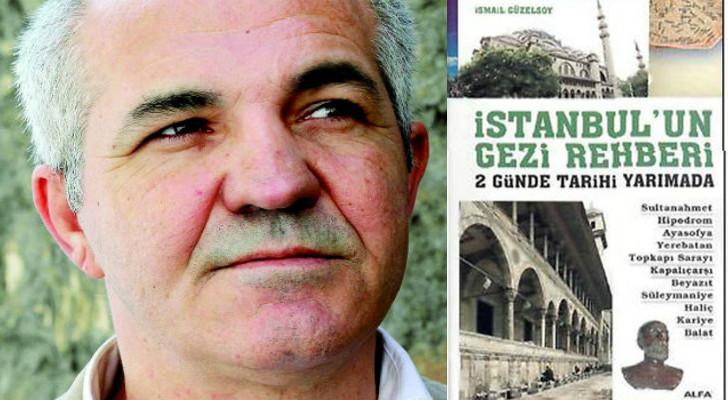 ismail guzelsoy, istanbulun gezi rehberi