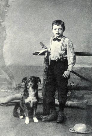 jack london, 1885